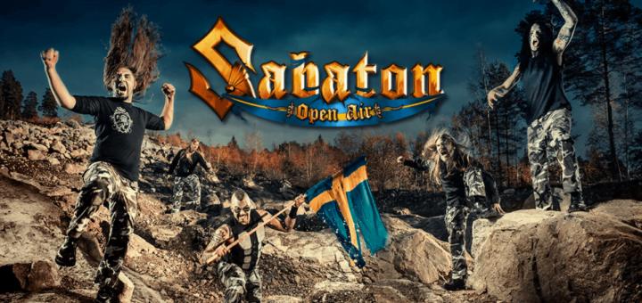 10 orsaker att besöka Sabaton Open Air