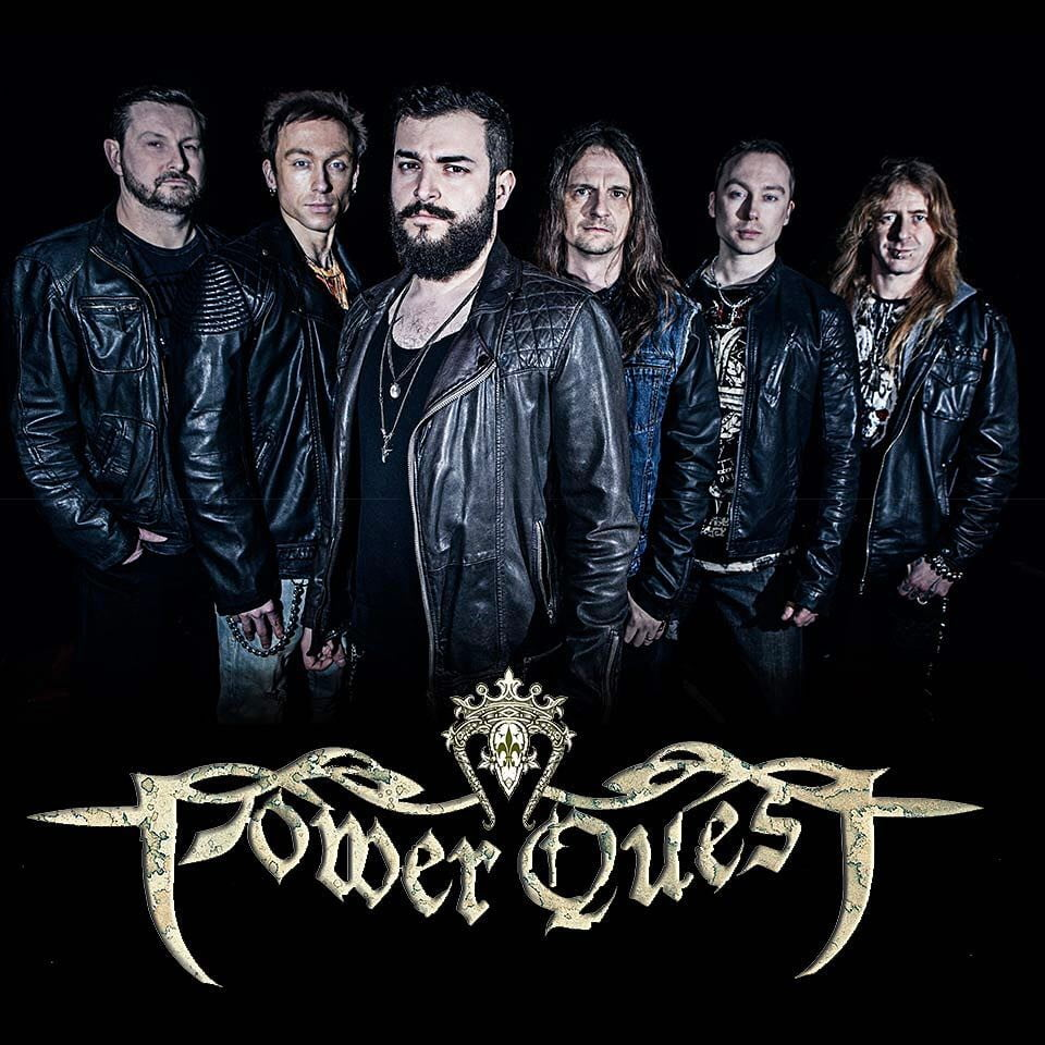 Power Quest, one of the premiere melodic power metal bands ...