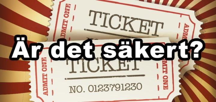 Biljetter
